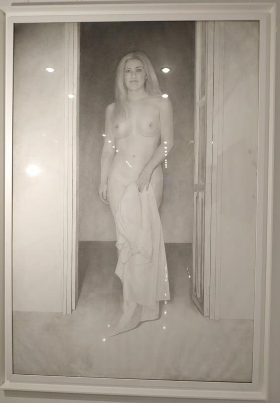 Desnudo mujer Meli