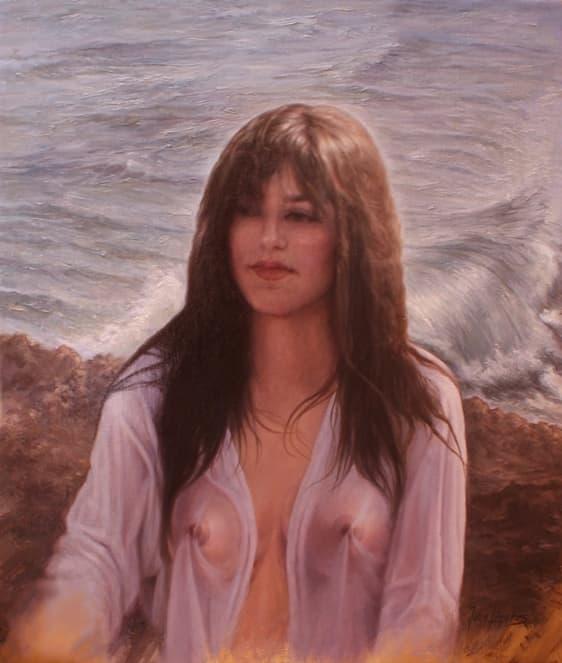 Retrato Mujer Meli